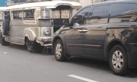 Taytay Mayor Gacula, Binalaan ang mga nagpaparada sa gilid ng kalye