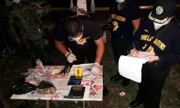 1.6 M worth of shabu seized in Pampanga shootout