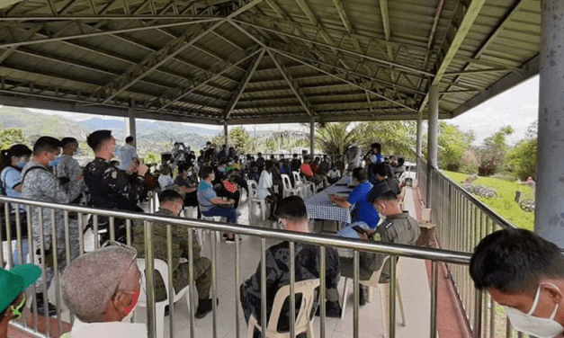 Needs Analysis and  Assessment Forum Held at Floridablanca
