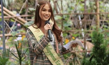 Urban Agriculture Advocate Miss Earth Lauds DA's Plant Plant Plant Program