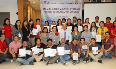 SSS holds Communication Officers seminar