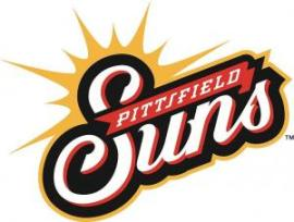 The Pittsfield Suns kick-off their second season on Thursday against Torrington! (Photo Credit: Futures Collegiate Baseball League)