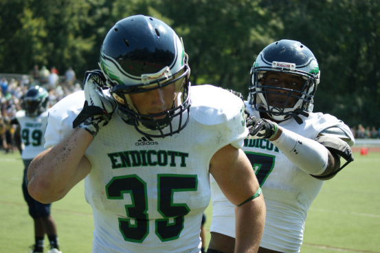 According to BSN, the Endicott Gulls could be a sleeper in the New England Football Conference! (Photo Credit: Matt Noonan)