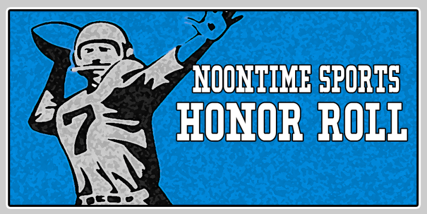 HONOR ROLL NOONTIME
