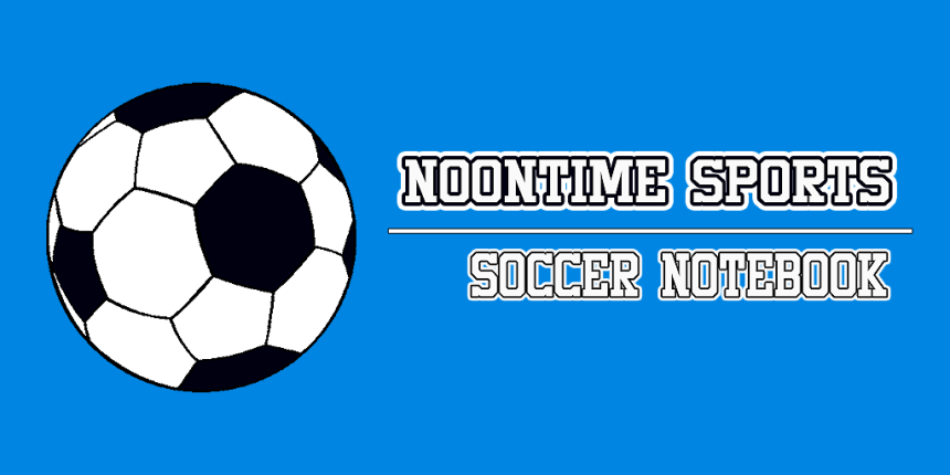 NS Soccer Notebook