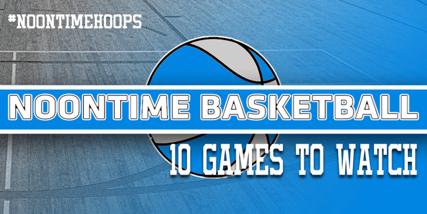 NS 10 GAMES TO WATCH HOOPS