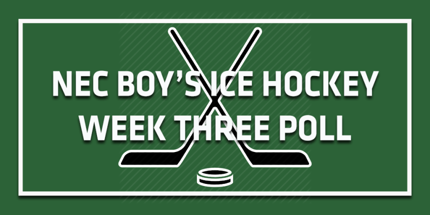 NEC Boy's Hockey WK3
