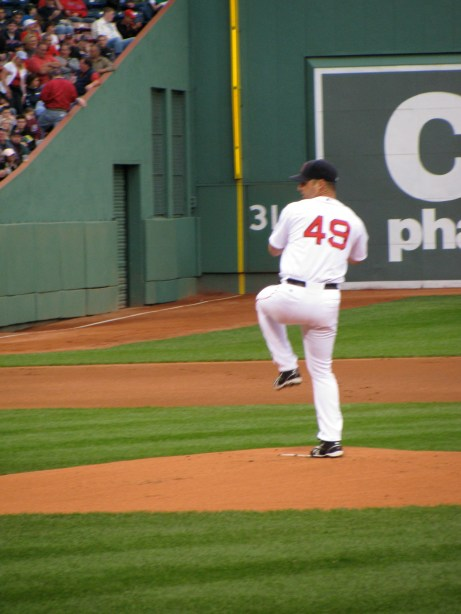 Wakefield has been solid for the Sox in 2009