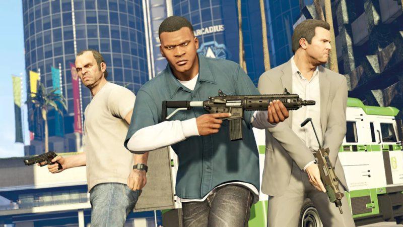 Grand Theft Auto : V