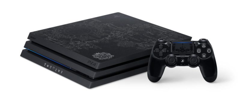 PS4 Pro Kingdom Hearts III