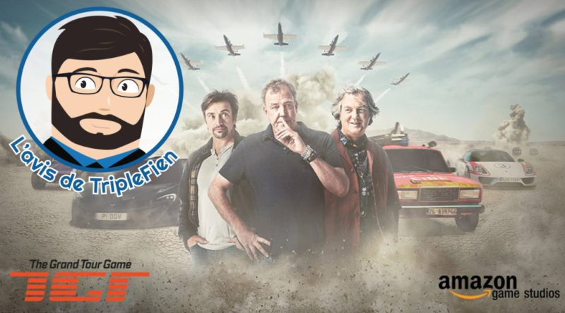 The Grand Tour Game avis