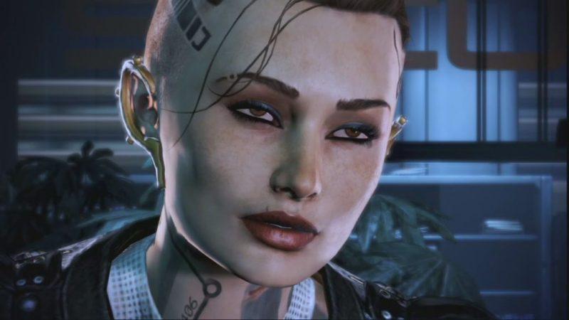 Jack Mass Effect