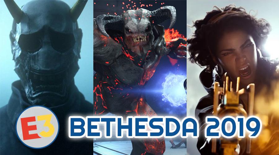 Dossier E3 2019 : Bethesda