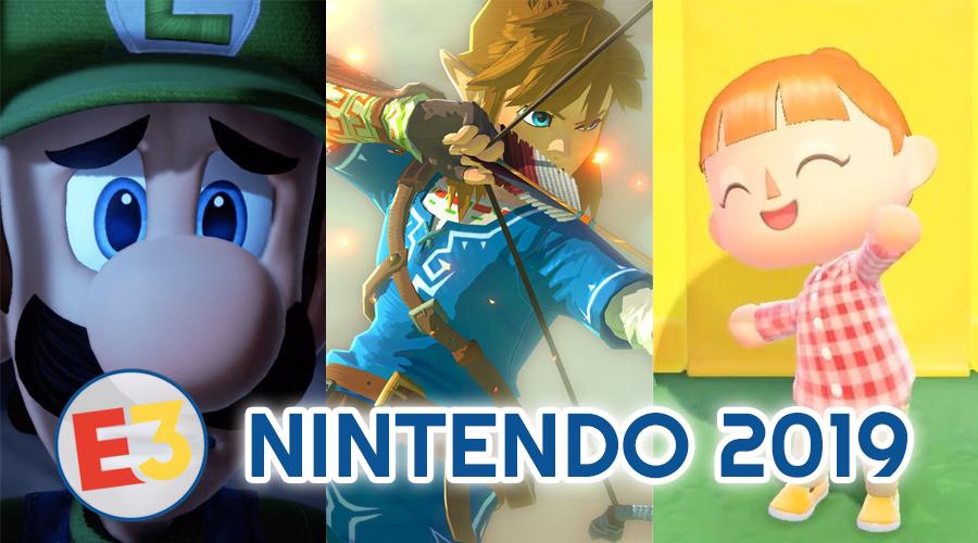 Dossier E3 2019 : Nintendo