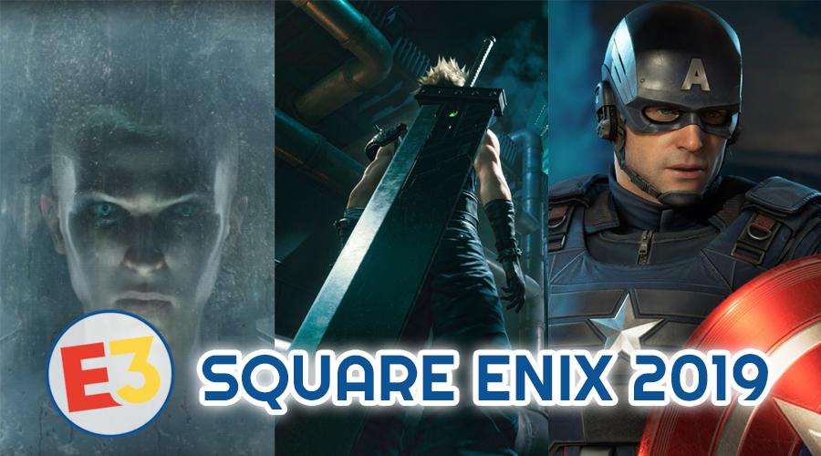 Dossier E3 2019 : Square Enix