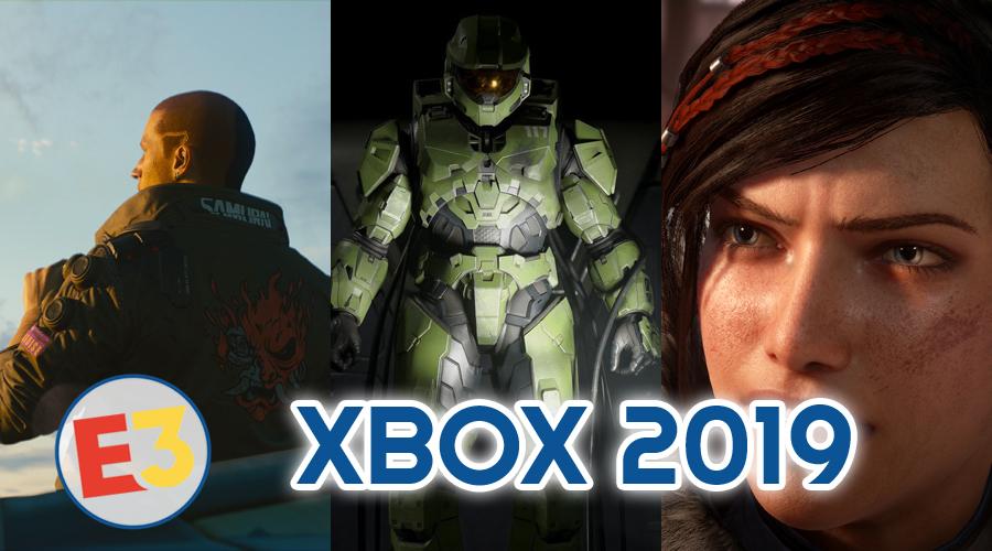 Dossier E3 2019 : Xbox