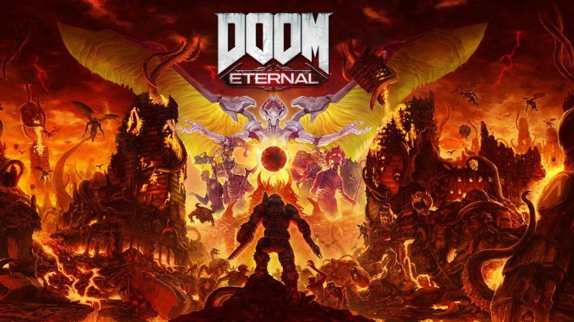 Doom Eternal reporté à 2020