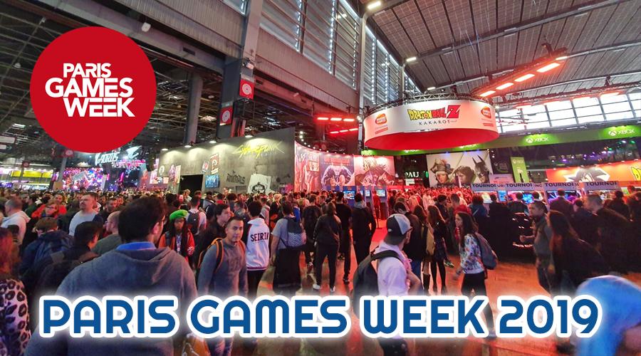 Dossier : Paris Games Week 2019