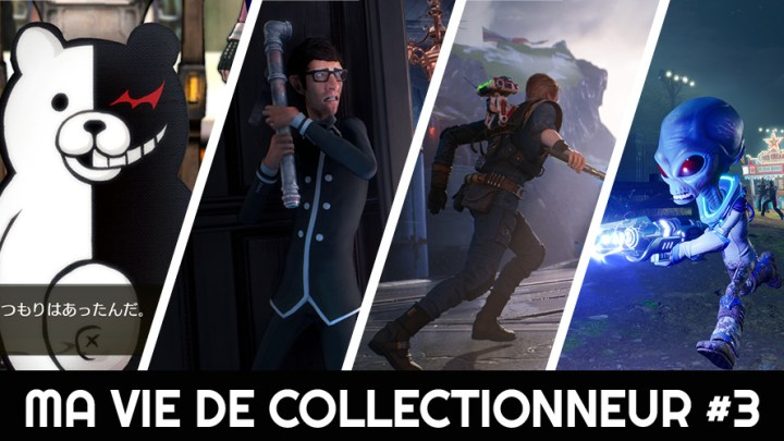 EPISODE #3 – Ma vie de collectionneur