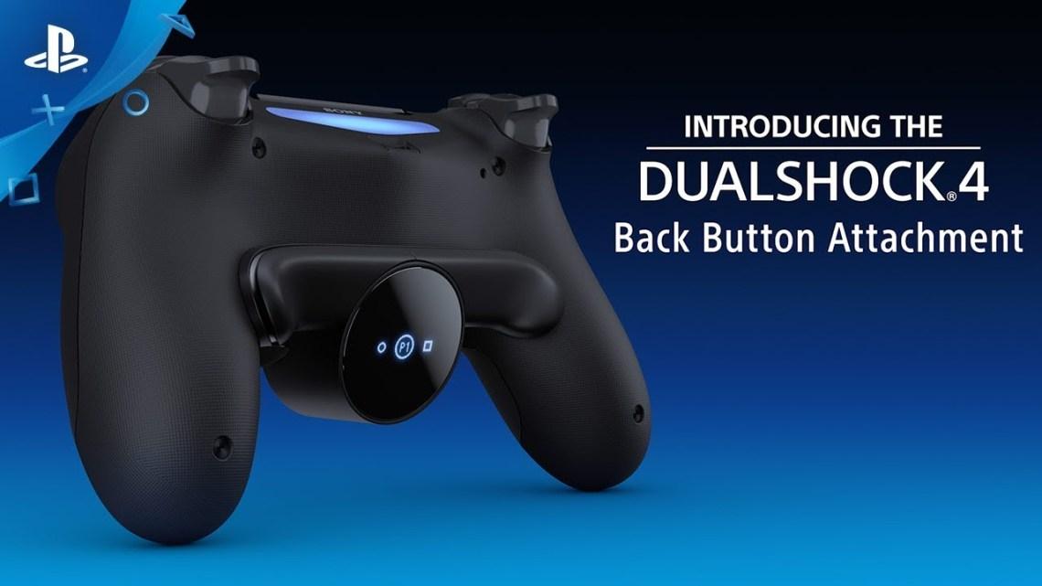 Nouvel accessoire pour DualShock 4