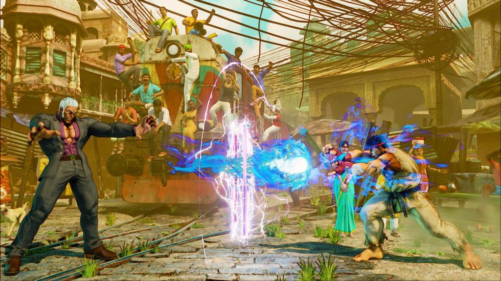 avis Street Fighter V Champion Edition