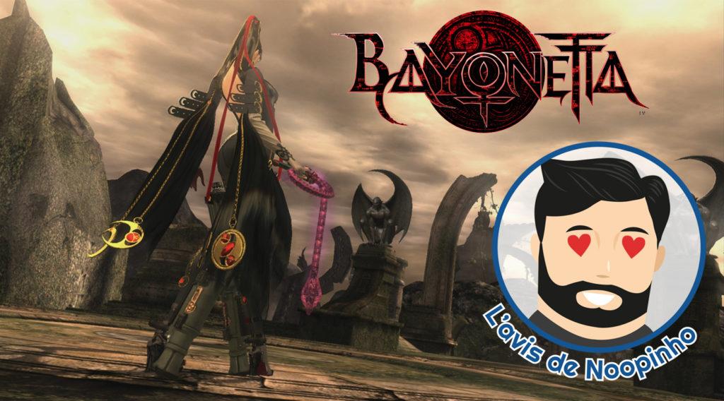 l'avis de noopinho-Bayonetta