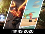 calendrier des sorties mars 2020