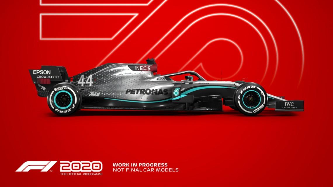 F1 2020 trouve une date de sortie et annonce une grande nouveauté