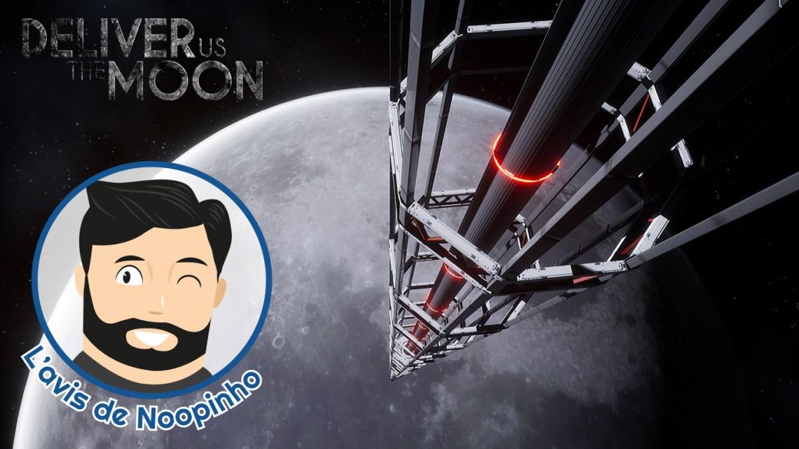 L'avis de Noopinho : Deliver Us The Moon