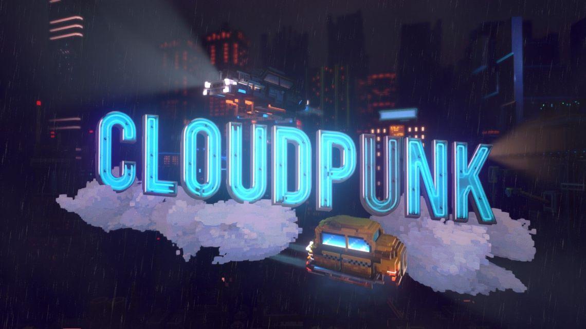 Cloudpunk s'offre une vue à la première personne