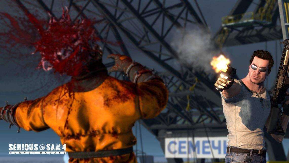 Serious Sam 4 : Planet Badass s'offre un nouveau trailer