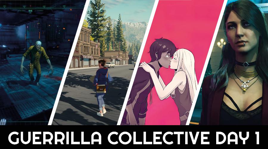 Guerrilla Collective Live Showcase Day 1 du 13/06/2020 : les informations essentielles