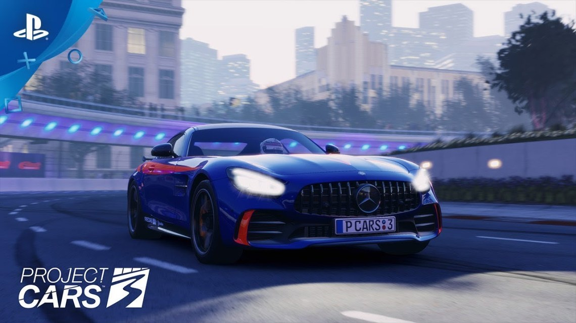 Project CARS 3 disponible dès cet été