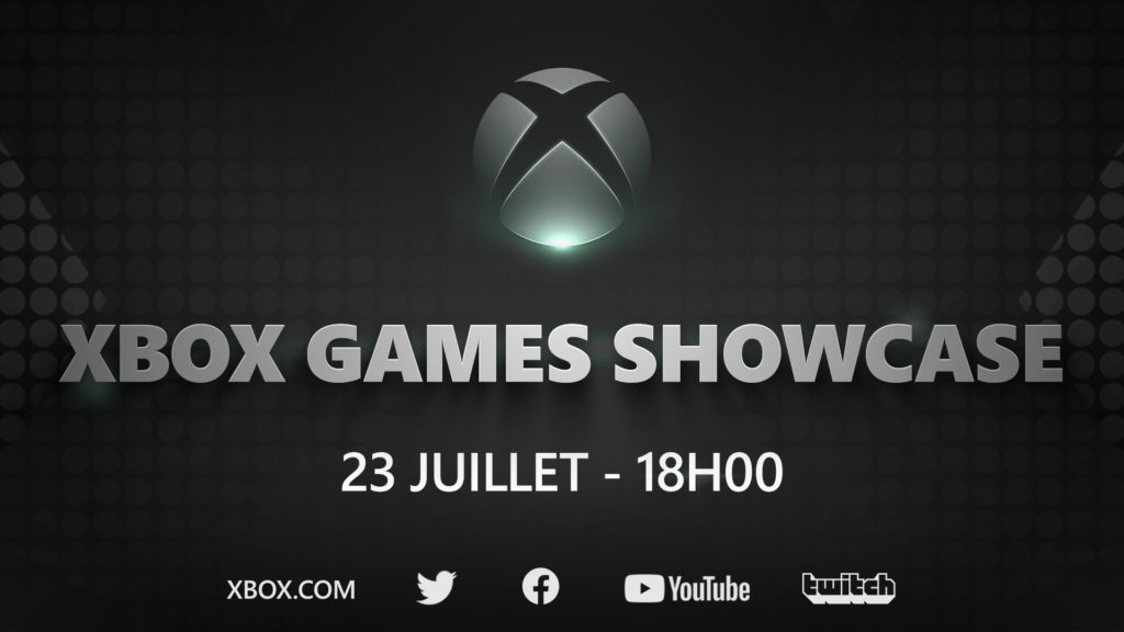 Xbox Games Showcase juillet 2020