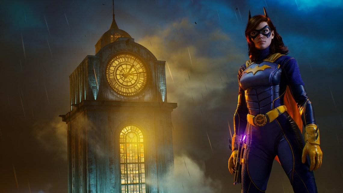 Gotham Knights annoncé pour 2021