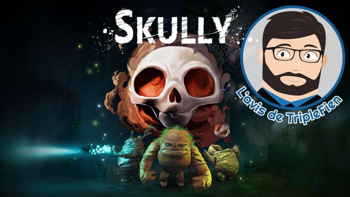 L'avis de TripleFien : Skully, le plateformer qui roule