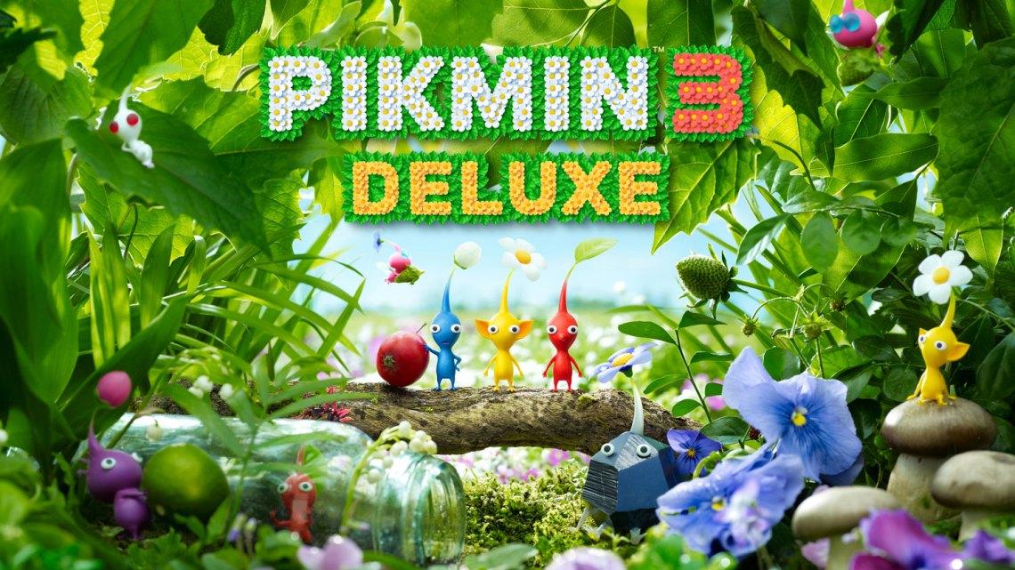 Pikmin 3 de retour sur Nintendo Switch