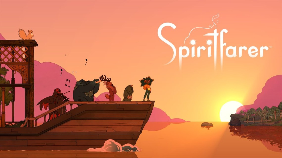 Spiritfarer annonce sa sortie dès aujourd'hui