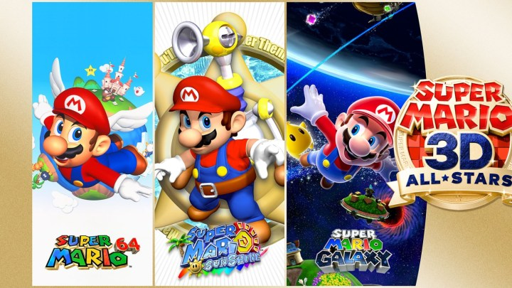 Super Mario 3D All-Stars montre du gameplay