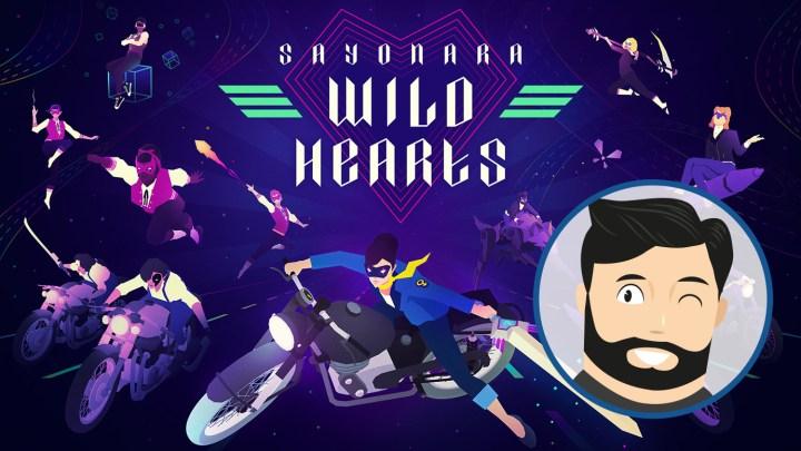 L'avis de Noopinho : Sayonara Wild Hearts, un régal pour les yeux et les oreilles