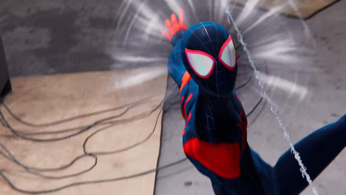 "Marvel's Spider-Man : Miles Morales aura le droit à sa tenue ""Into The Spider-Verse"""