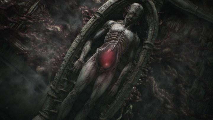 Scorn présente du gameplay sur Xbox Series X