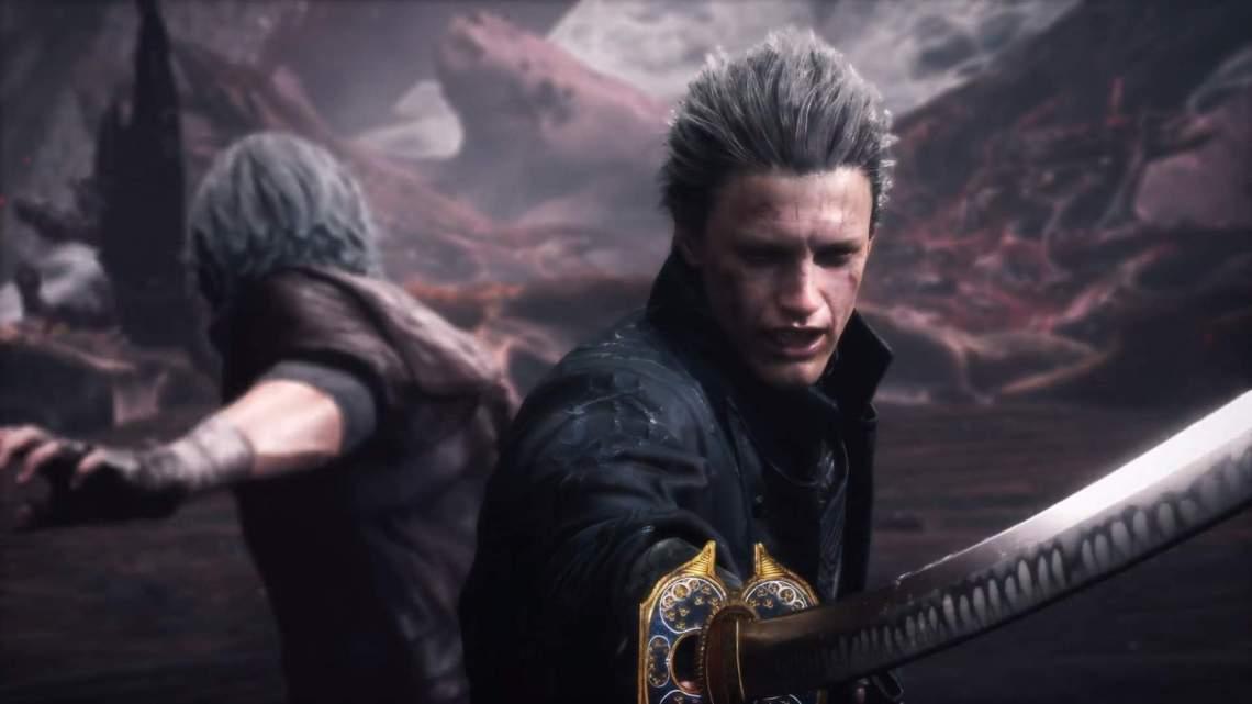 Devil May Cry 5 présente du gameplay sur Playstation 5