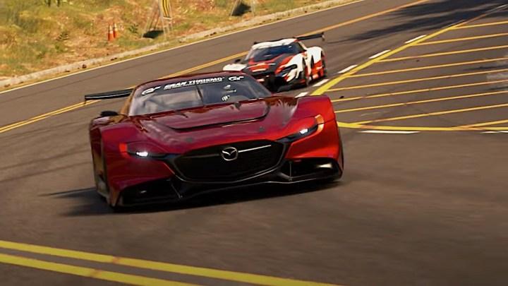 Gran Turismo 7 reporté à son tour