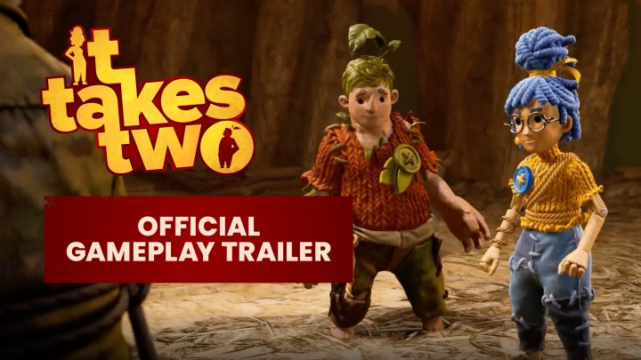 It Takes Two montre du gameplay