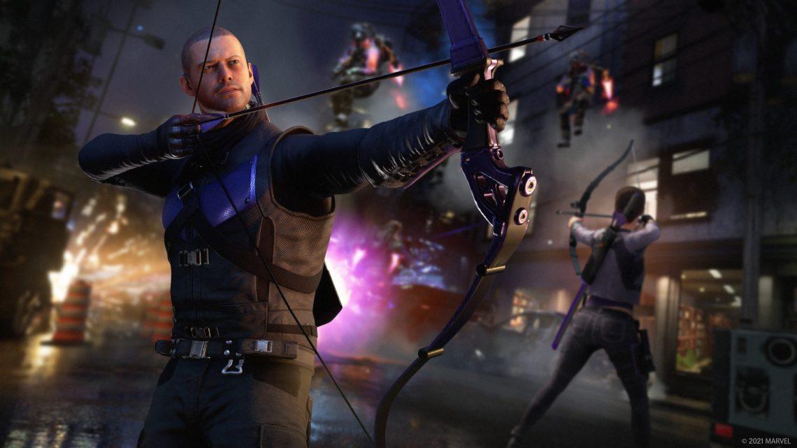 Marvel's Avengers présente sa mise à jour PS5, Xbox Series X|S, et son prochain DLC