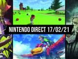 Nintendo Direct 17/02/21 le récap