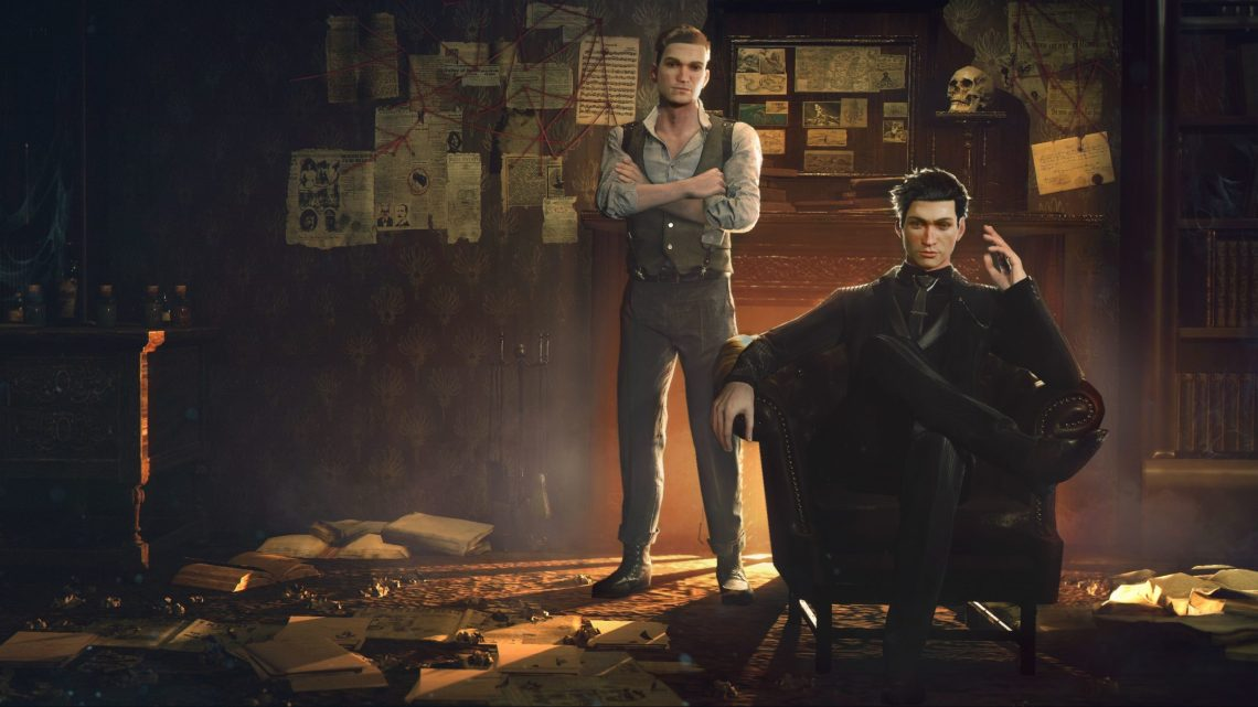 Trailer de gameplay pour Sherlock Holmes : Chapter One