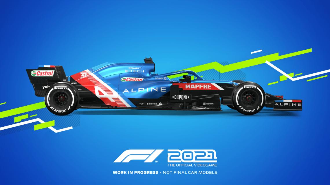 F1 2021 lance sa saison avec le plein d'informations et une date de sortie