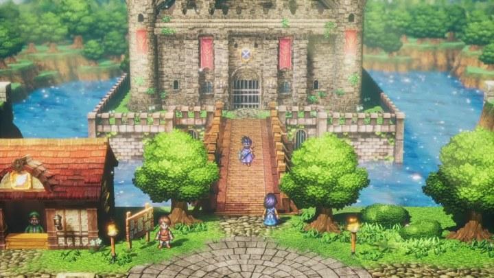 Dragon Quest III HD-2D Remake annoncé